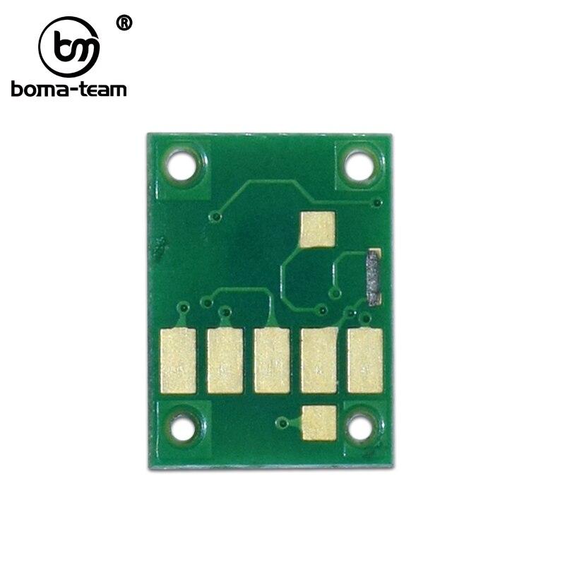 PGI-150 CLI-151 PGI-250 CLI-251 PGI-450 CLI-451 PGI-550 CLI-551 PGI-650 CLI-651 750 751 arco Auto rejuego Chips para Canon cartucho