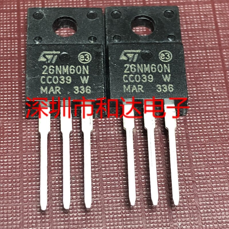 26NM60N STF26NM60N  TO-220 600V 20A