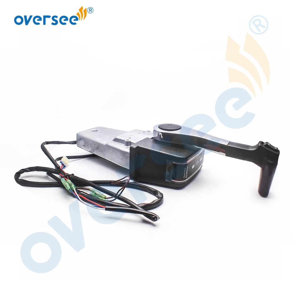 67200-93J13 Remote Control Box Assy Single Handle For Suzuki Outboard Motor DF25 to DF200HP 4 Stroke enlarge