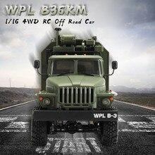 HIINST WPL B36KM Military Truck Crawler Car Upgrade Metal Seesaw Kit Modified Set For WPL B16 B36 MN Feiyu 4WD 6WD RC Truck