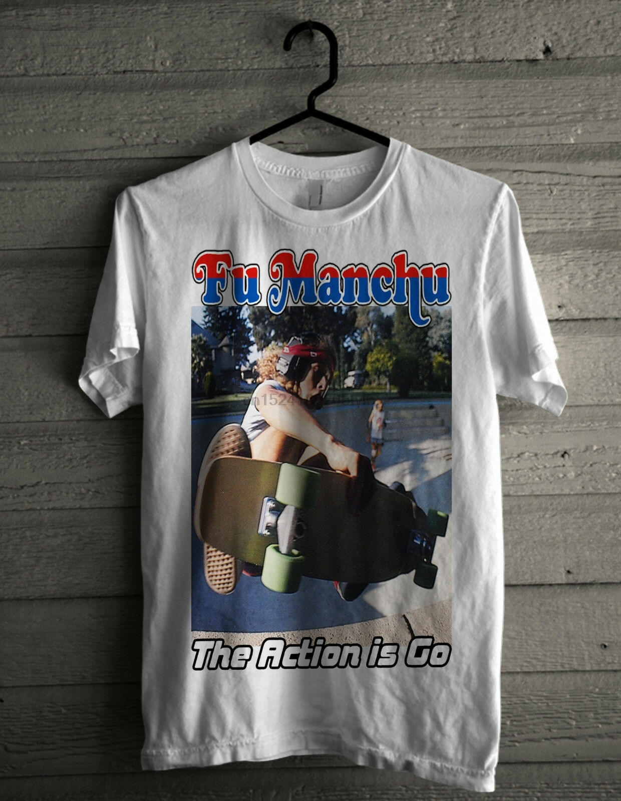 FU MANCHU футболка Stoner KYUSS сцепление коррозии соответствия вниз зубчатый сон