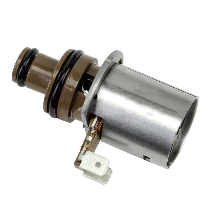 DWCX 1PCS Car Torque Converter Lock Up Solenoid 31825AA050 31825AA051 31825AA052 Fit for Subaru Lineartronic CVT TR580 TR690