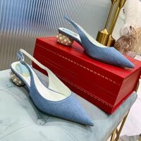 summer new luxury brand womens sandals designer 2021 rubber pointed high heel sandals zandalias de mujer de moda 2020