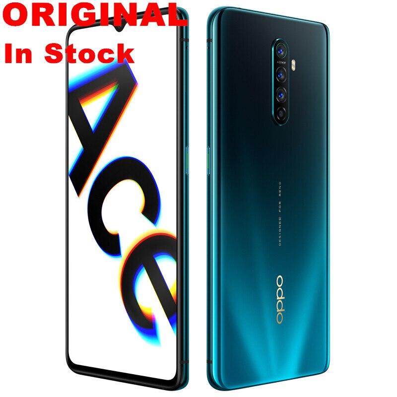 "SmartPhone 4G Oppo Reno Ace, Original, Android 9,0, LTE, Snapdragon 855 Plus, 48.0MP, 65W, Super VOOC, 6,5 "", 90HZ, 12G RAM, 128G ROM"