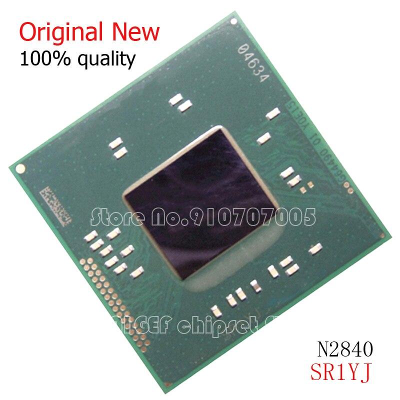 DNIGEF 100% новый N2840 SR1YJ BGA чипсет