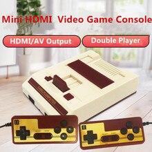 Coolbaby обновленная RS-36 NES мини красная и белая машина HDMI домашняя игровая консоль Классическая FC игровая консоль с проводным геймпадом