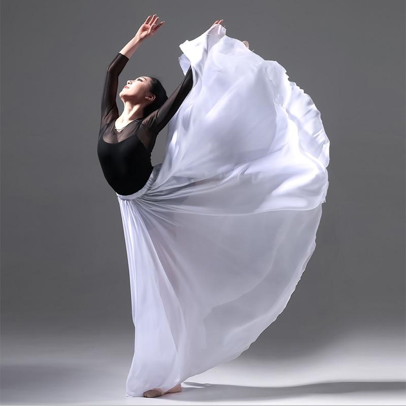 falda-de-ballet-de-chifon-largo-para-adultos-falda-de-expansion-de-cintura-elastica-de-85cm-color-burdeos-vino-rojo-blanco-y-negro