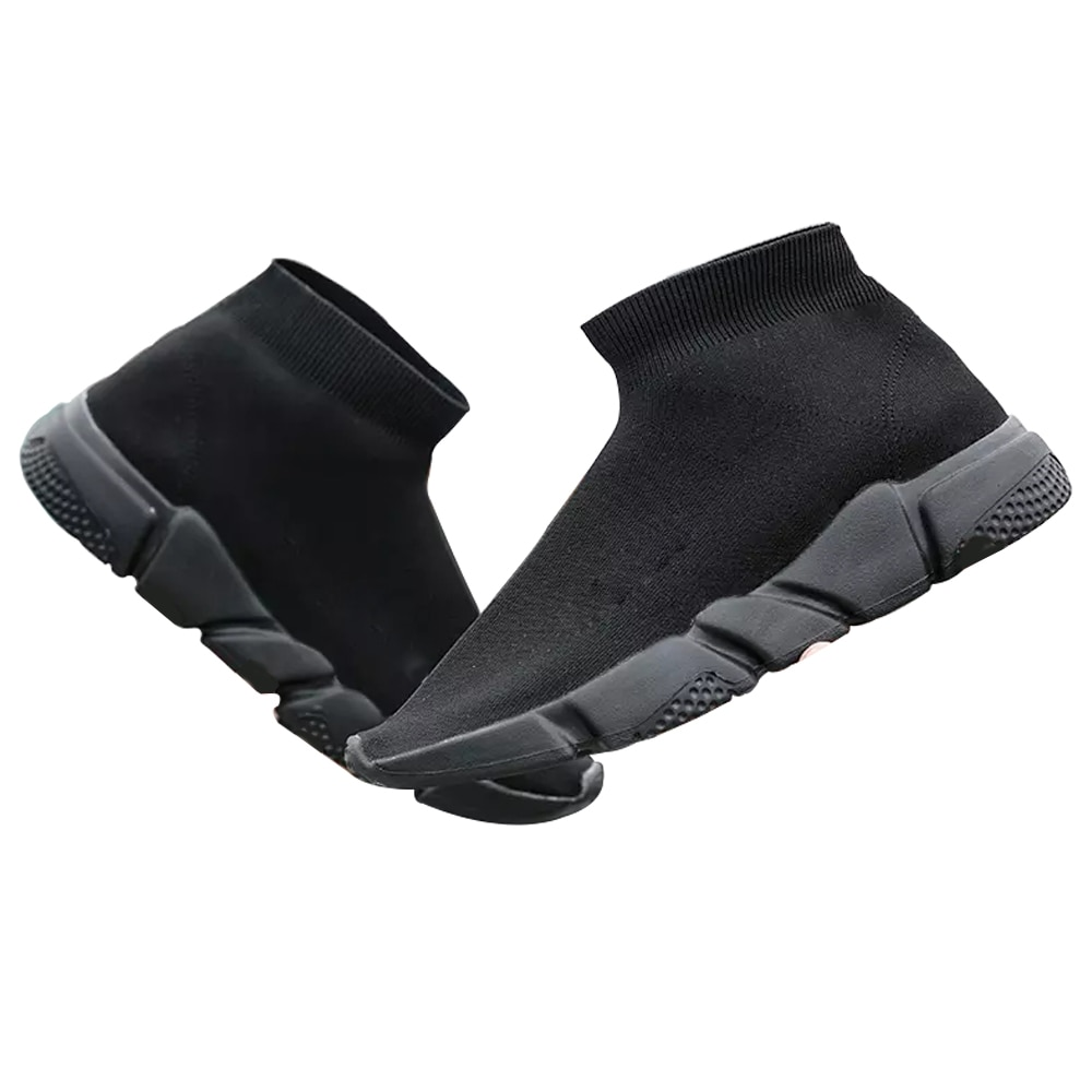 Men Shoes Sneakers Women Shoes Sock Shoes Black Shoes Couple Ultralight Shoes Zapatillas Hombre