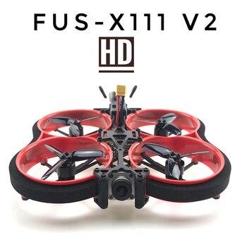 FUS-X111 V2 HD 2.5inch 111mm Culvert HD DJI Vista Digital Image Transmission Indoor and outdoor Crossing Machineo