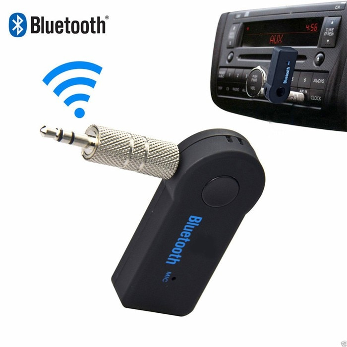 m10 bluetooth transmitter receiver adapter bluetooth 5 0 wireless audio adapter with colorful lights car hands free call adapter Mini AUX 3.5mm Jack Bluetooth Receiver Car Wireless Adapter Handsfree Call Bluetooth Adapter Transmitter Auto Music Receiver MP3