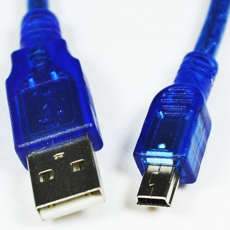 Cable de carga de datos para cámara MP3 y MP4, Cable USB...