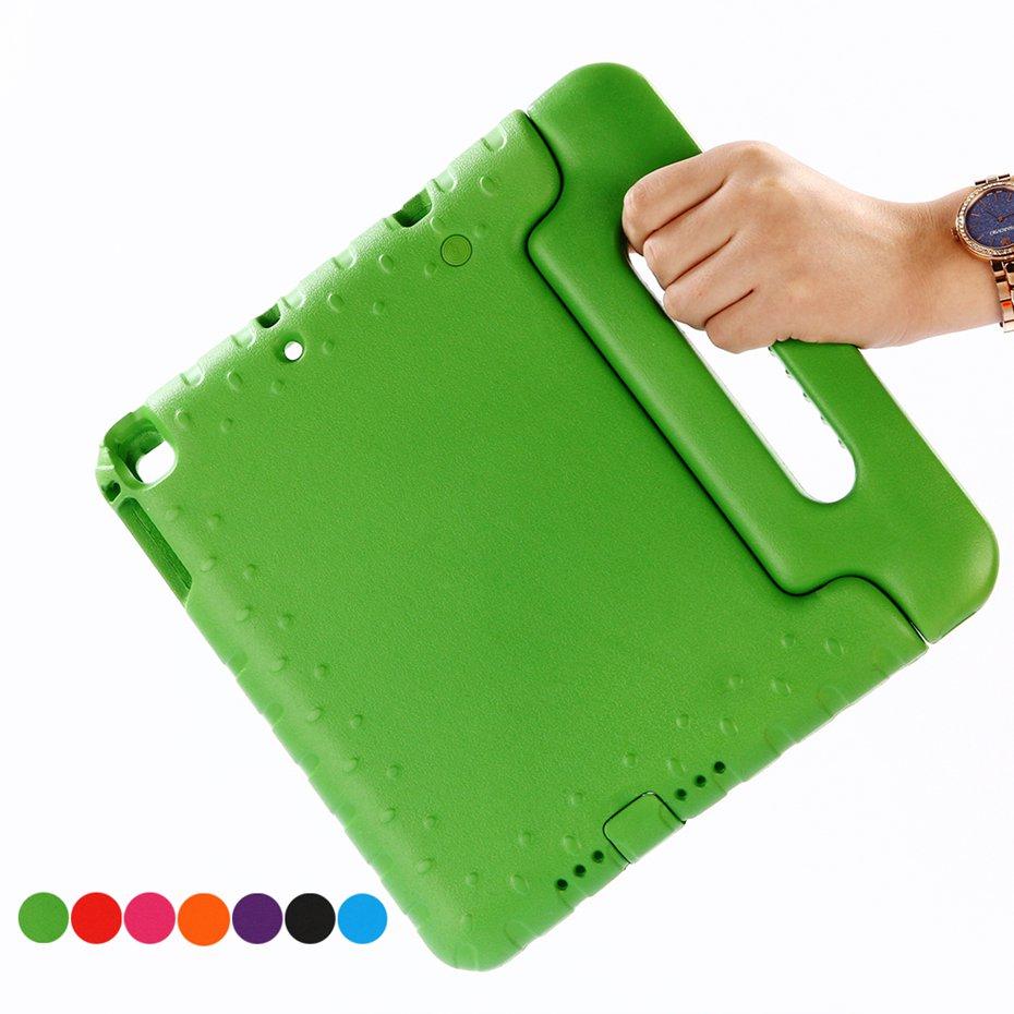 Чехол для ipad air / air 2 9,7 дюйма, ручной ударопрочный чехол из ЭВА на весь корпус, чехол-подставка для детей для iPad 2017 2018, чехол чехол