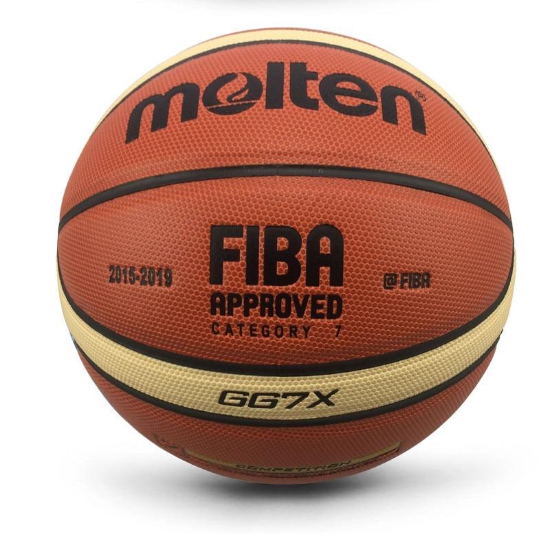 Брендовый баскетбольный мяч с официальной сумкой, розничная продажа, новинка, Бесплатная оптовая продажа, Высококачественная игла из полиу...