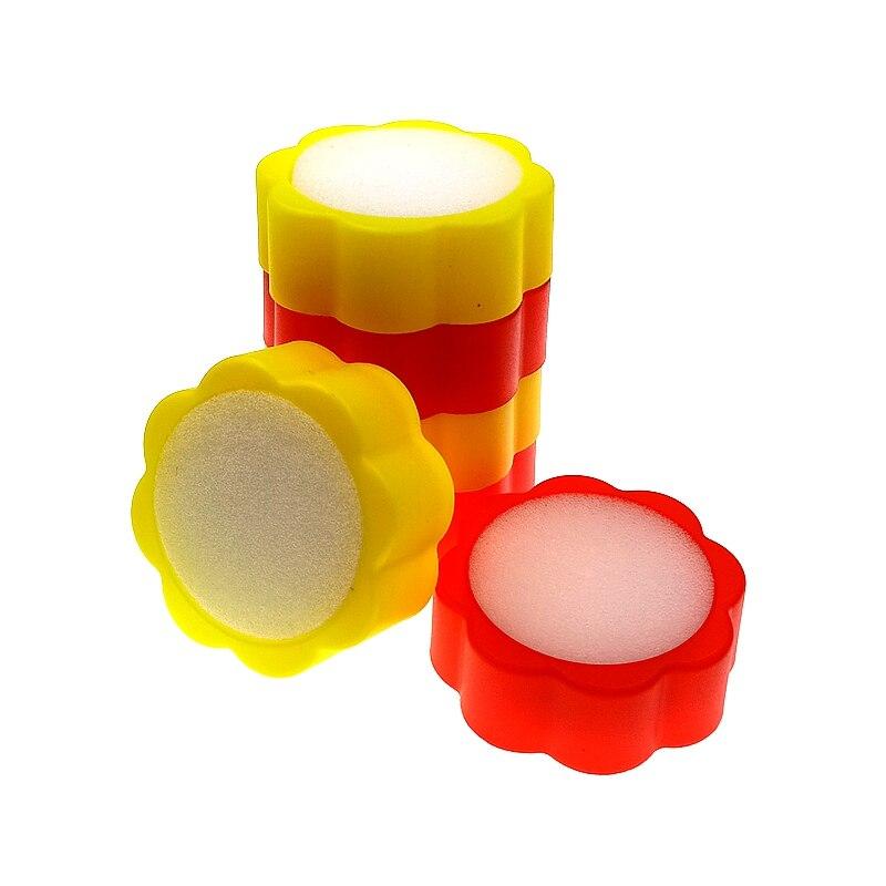6-pz-lotto-tipo-di-fiore-pp-plastica-contabilita-forniture-mano-piu-umido-spugna-conteggio-soldi-cercapersone-conteggio-serbatoio-di-distribuzione