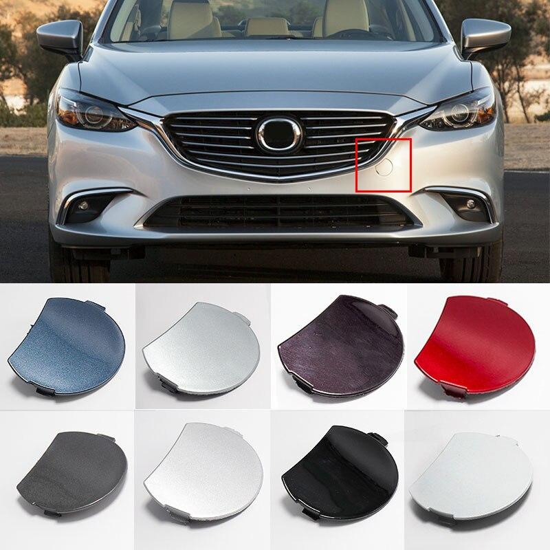 Para Mazda Atenza Mazda 6 2017 2018 parachoques delantero remolque ojo gancho cubierta tapa OEM GW2F-50-A11