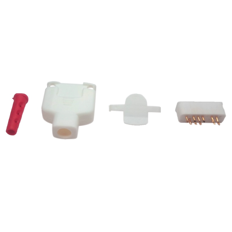 15 Pin SpO2 Male Connector Assembled Used for Masimo P5 P6 P7 Patient Monitor Blood Oxygen SpO2 Sensor