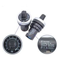 inverter speed control potentiometer la42dwq 22 la42 potentiometer resistance 1k 2k 5k 10k