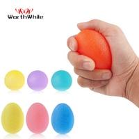 Тренажер для укрепления мышц и подтяжки пальцев, силикагель шар для кистей рук, для мужчин и женщин