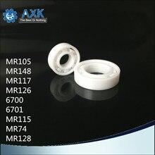 MR105 MR148 MR117 MR126 6700 6701 MR115 MR74 MR128 La ZrO2 rodamiento de bolas de cerámica de zirconia de buena calidad