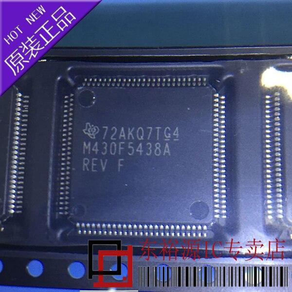 شحن مجاني MSP430F5438AIPZR MSP430F5438AIPZ 1 قطعة