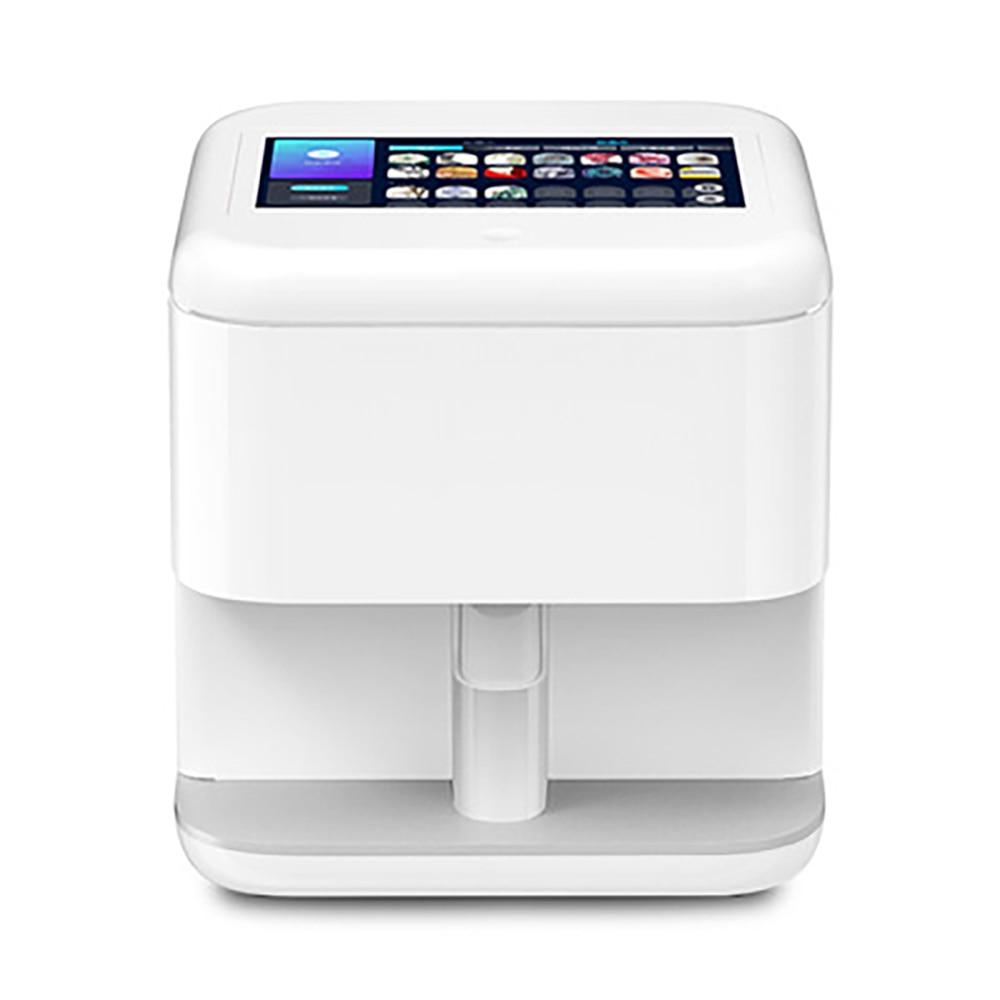 Portable 3D Multifunctional Digital Nail Art Polishing Printer Price Automatic Nail Art Printer for Painting Nails