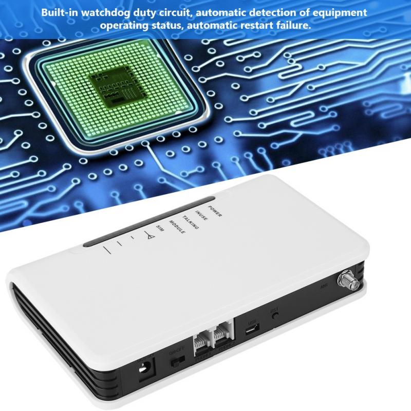 Worldwide LED Fixed Wireless Terminal Support Alarm PABX Module Clear VoiceStable Signal IMEI Chnageabl GSM 850/900/1800/1900MHz enlarge