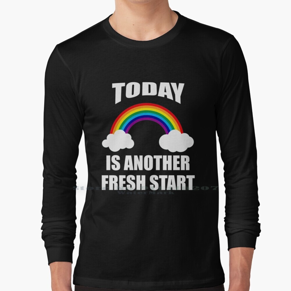Today Is Another Fresh Start Funny Christmas Long Sleeve T Shirt Today Is Another Fresh Start Fresh Start Fresh Start