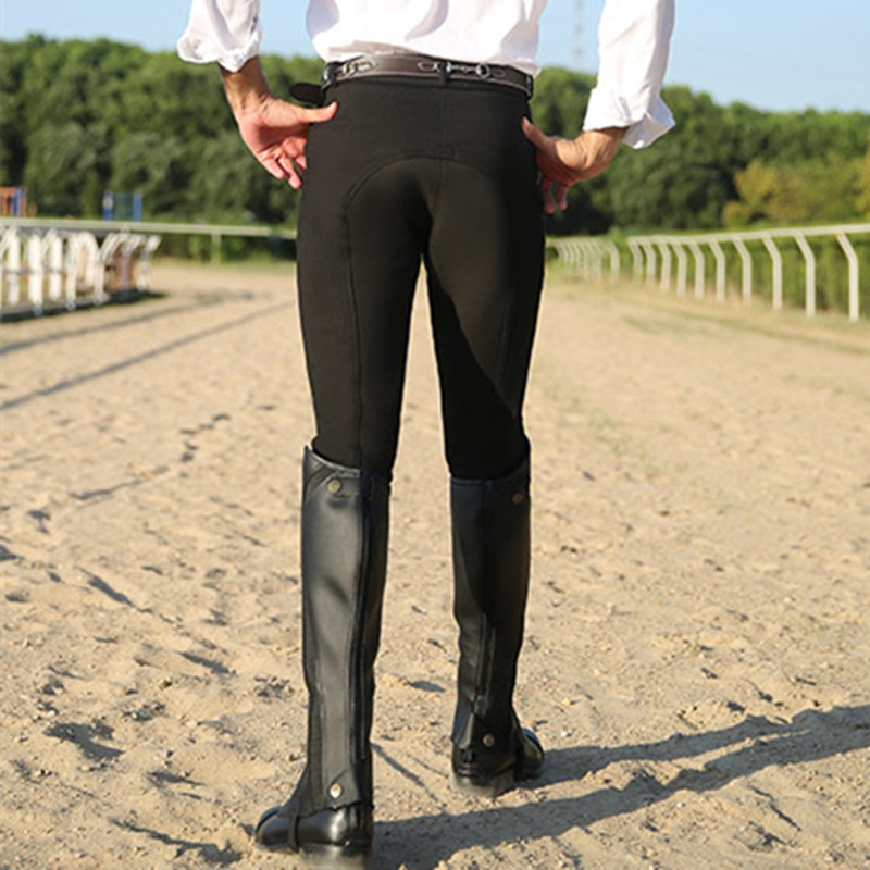 Horse Riding Pants Clothes For Women Men Unisex Trousers Female Male Elastic Equestrian Breeches Horse Rider Pants Equipments