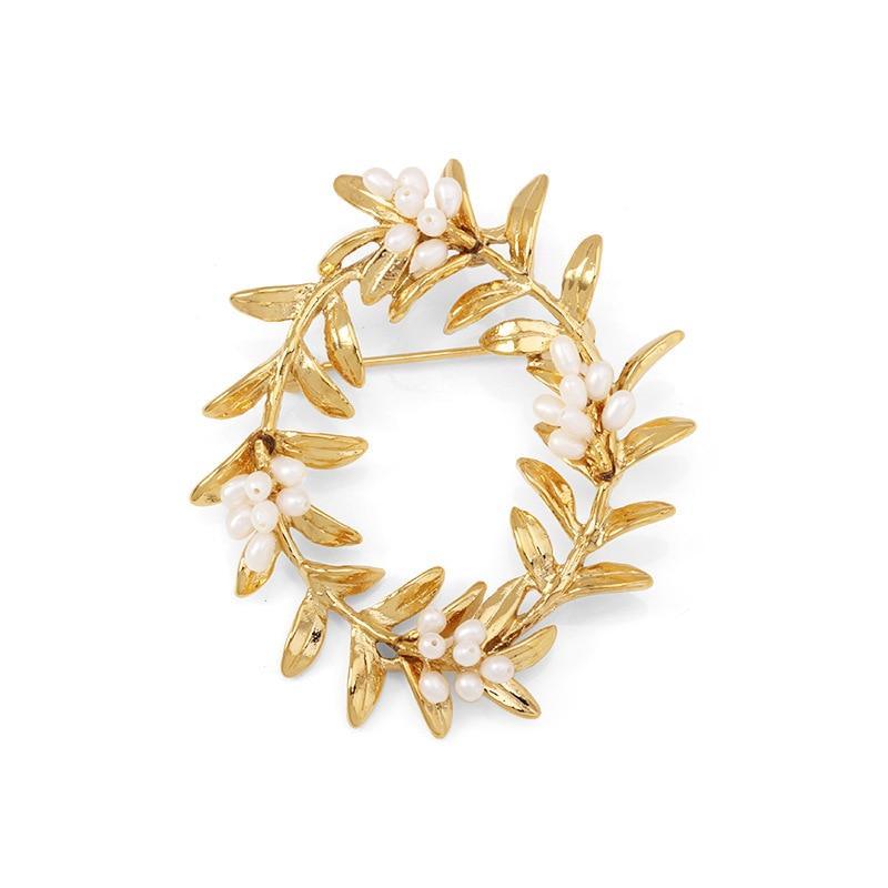 Pin Mujer y broche vintage de diamantes de imitación de cristal cc...