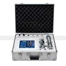 Machine de thérapie par ondes de choc extracorporelles radiales de faible intensité de haute qualité pour le traitement de la douleur/ED