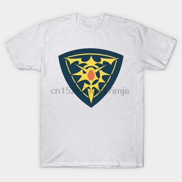 Hombres camiseta ReZero símbolo Re Zero Anime camiseta mujeres camiseta top