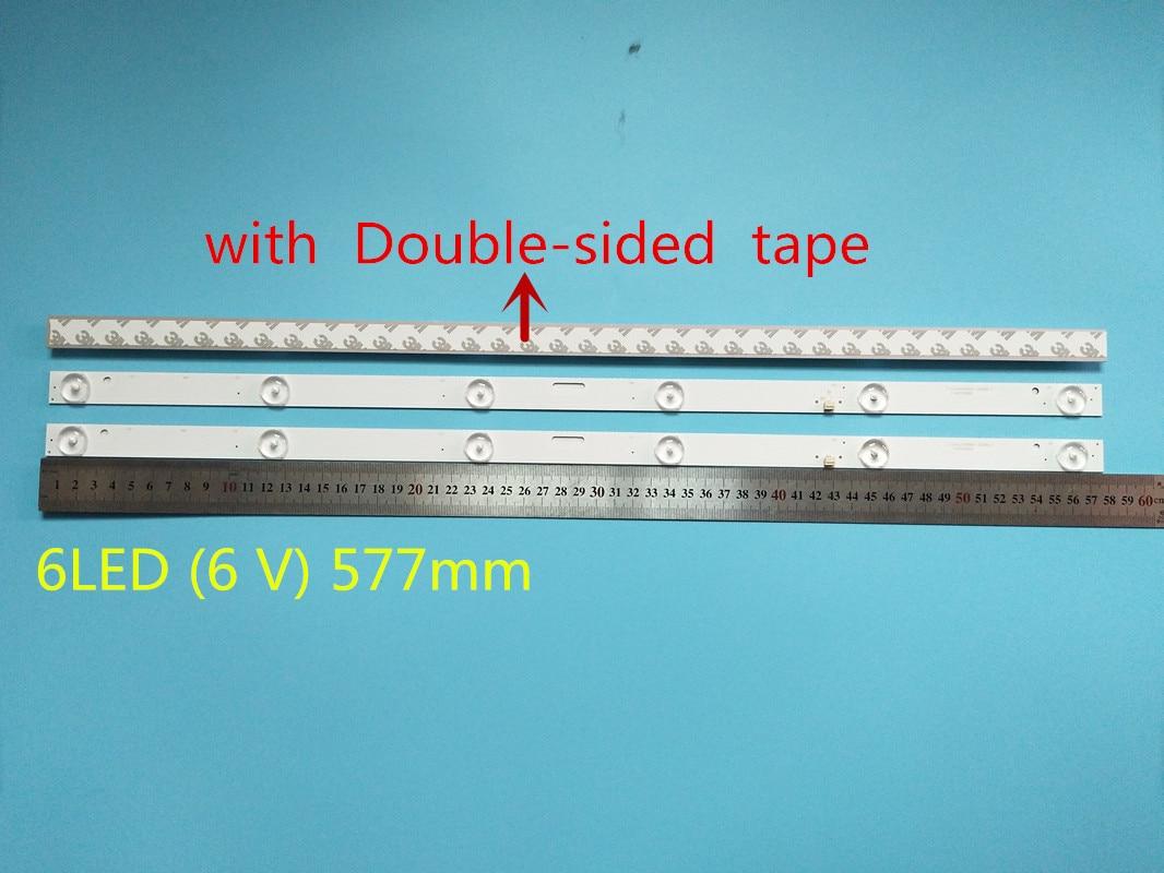 Neue 15 pgs/charge 6LED (6 V) 577 MILITTERS dauert durchgeführt LE-8822A Fonds Licht SJHLD3200601 SJ.HL.D3200601-2835BS-F 1.14FD320005