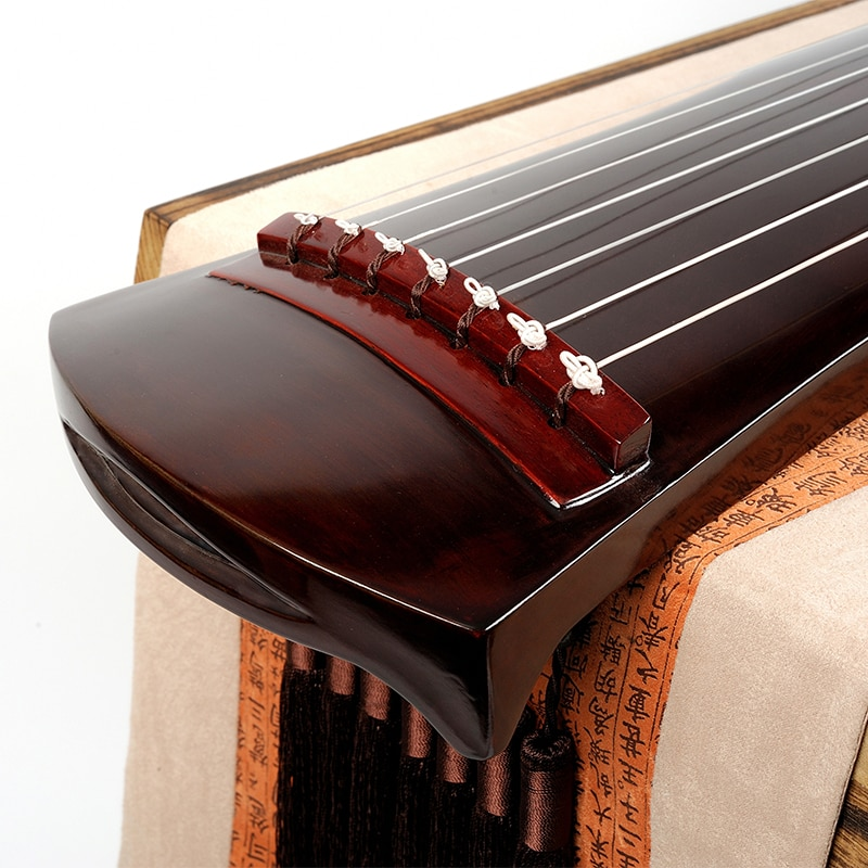 JLM Chinese Fuxi Zhongni Guqin 7 strings Ancient Zither For Adult/Children Beginner Practice Guqin 100% Handmade musical enlarge