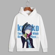 High-Q Unisex Anime Cos Kuroko no Basket Kuroko Tetsuya Pullover Hooded Hoodie Sweatshirts Jacket Coat