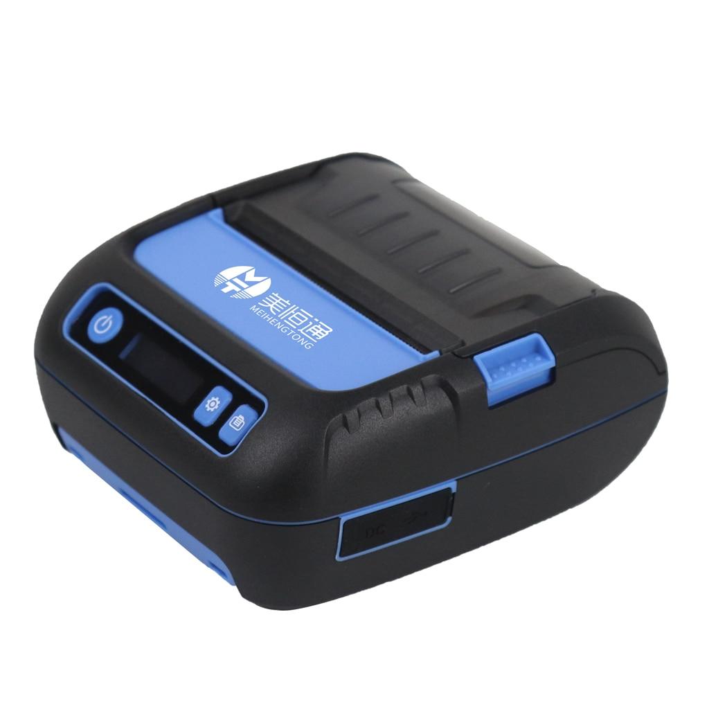 58mm 80mm Receipt POS Printer Automatic Cutter Bill Thermal Printer USB