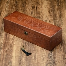 Luxo de madeira caixa de relógio titular caixa de relógio para relógios topo jóias organizador caixa grades relógio organizador novo