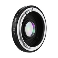 Fd-ai Lens Mount Camera Lens Adapter Ring For Canon Fd Mount Lens For Nikon Ai F-mount Slr Camera Body For Macro Shooting FD AI