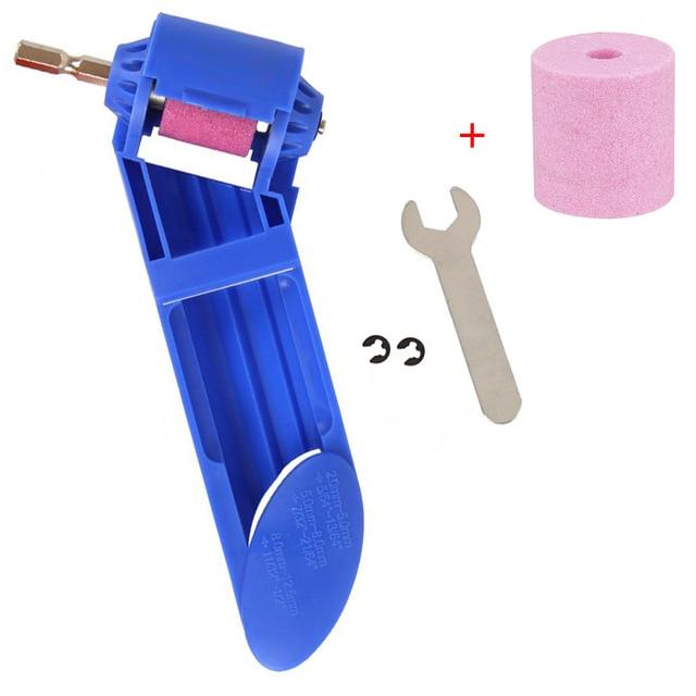 Ořezávátko vrtáku 2-12,5 mm, přenosný brusný kotouč na - Vrták - Fotografie 3