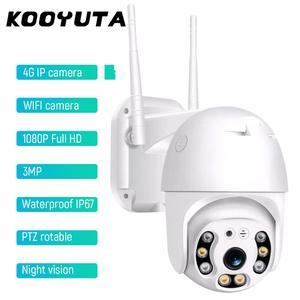 Wireless Wifi Camera 1080P Full HD/3MP 2.5inch Surveillance Camera for Smartphone 360 Degree Outdoor IP67 Waterproof Cam