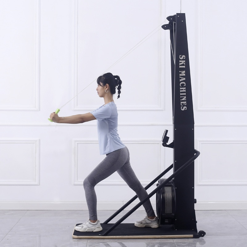 Gym Commercial Multifunctional Ski Machine Family Indoor Ski Sport Comprehensive Fitness Equipment Ski Machine