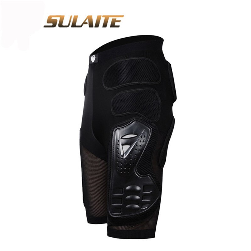 SULAITE Motorcycle Protective Armor Shorts Sport Racing Off Rroad Motocross Riding Protector Hip Pads Shorts Bicycle Armor Short enlarge