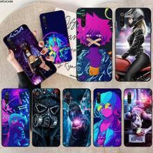 HPCHCJHM Street Brand Boy Girls Soft Silicone Phone Case Cover for Xiaomi Mi10 10Pro 10 lite Mi9 9SE 8SE Pocophone F1 Mi8 Lite