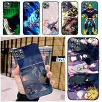 my hero academia tomura boku todoroki shouto bakugou katsuki dabi shigaraki phone case for iphone 12 pro max mini se funda