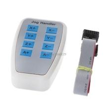 CNC USB MACH3 100Khz Breakout Board Hand Control Box für 4 Achse Schnittstelle Fahrer Großhandel & DropShip