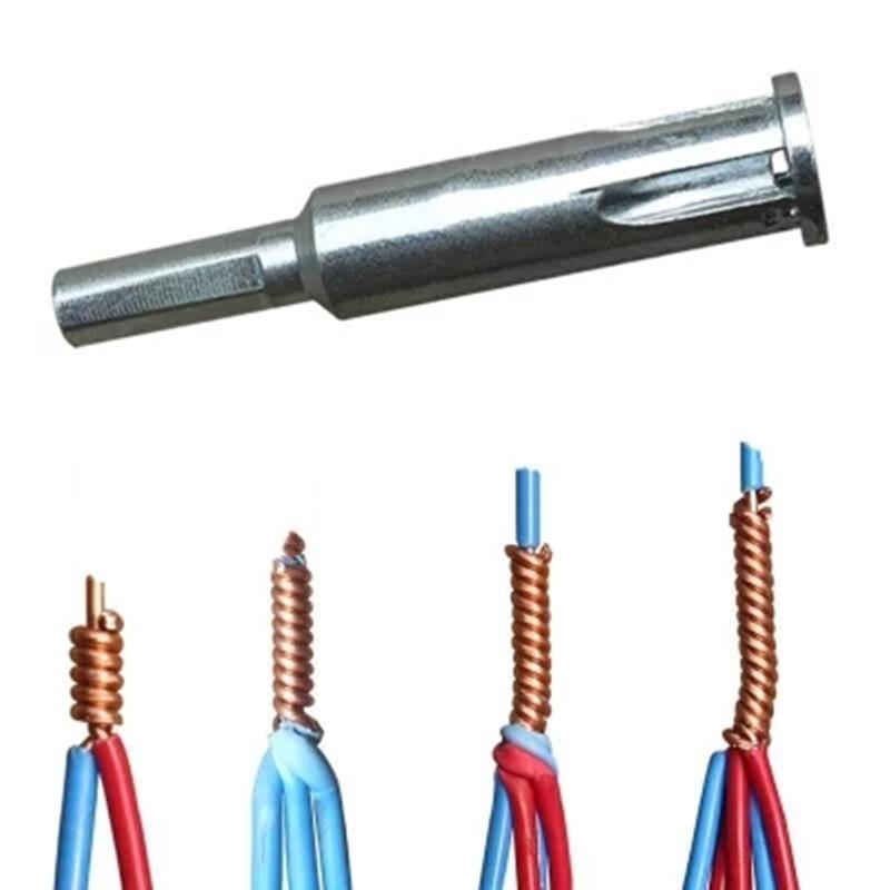 Pince à dénuder automatique générale et outil à fil torsadé Connecteur de torsion de pelage de câble de ligne de dénudage automatique rapide