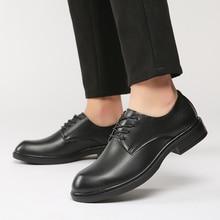 2021New Men's Casual Comfortable Formal Office Elegant  Shoes Men Formal Oxford for Men Wedding Luxu