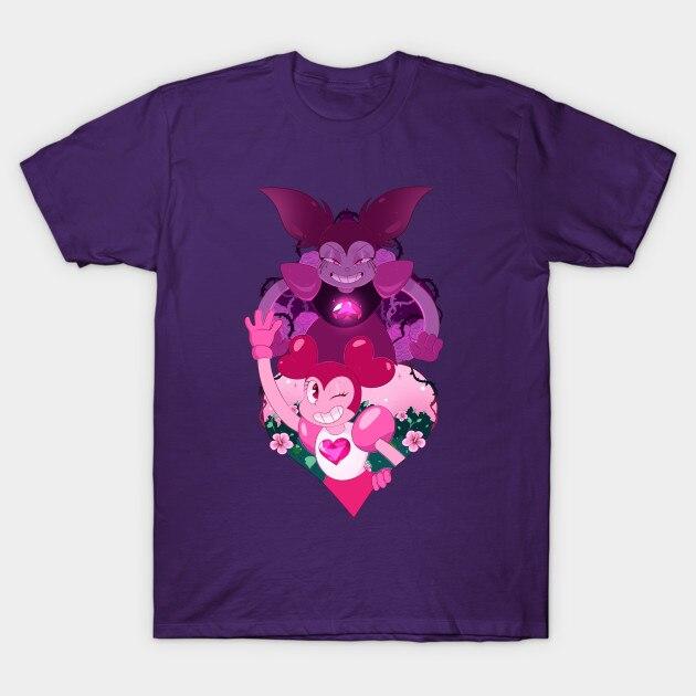 Мужская футболка шпинель! Steven Universe Футболка женская футболка