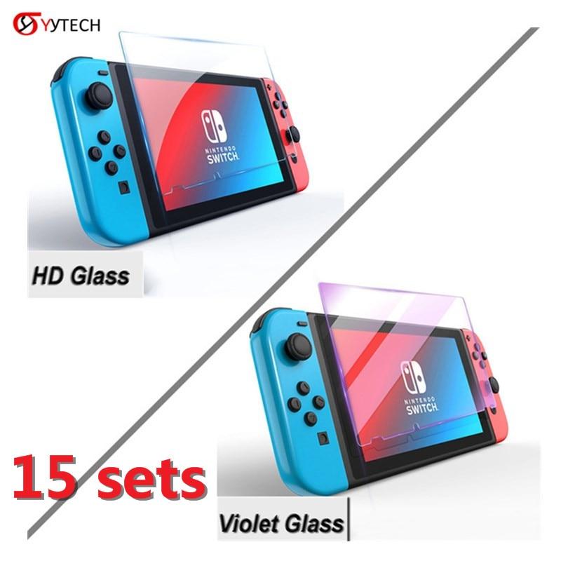 واقي شاشة لجهاز Nintendo Switch Lite ، زجاج مقوى لجهاز Nintendo Switch Lite