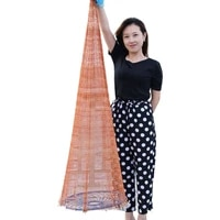 american hand cast fishing net 300360 steel pendant fishing tools outdoor sports high strength fly cast fishing network