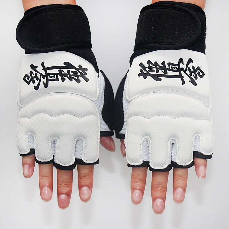 Киокушин каратэ бои защита рук киокушинкай каратэ перчатки профессиональные боевые искусства спортивные фитнес боксерские перчатки